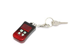 Key and security remote Royalty Free Stock Photography