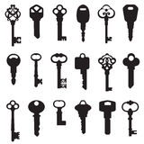 Key set Stock Photo