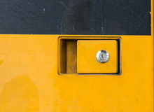 Key slot Royalty Free Stock Image