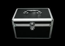 The key on storage box royalty free stock photography