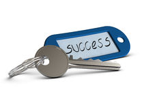 Key of success concept Royalty Free Stock Photography