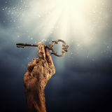 Key of success Stock Images