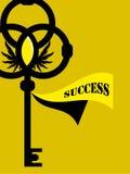 Key of Success Royalty Free Stock Photo