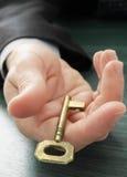 key success to Στοκ Εικόνα