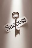 Key for Success Royalty Free Stock Photography