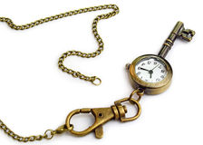 Key of time Stock Photo