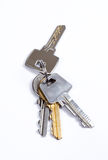 Key to apartment Stock Images