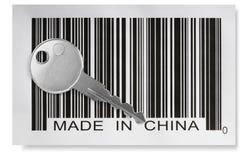 Key to china. Stock Photography