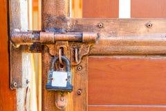 Key to the Door Stock Photos