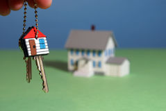 Key to Home Owner Stock Images
