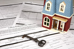 Key to Home Ownership Stock Images