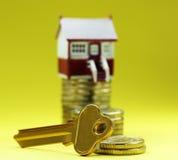 Key to the House Stock Photos