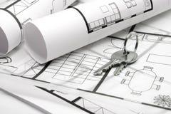 Key to housing Stock Photo