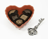 Key to My Heart Royalty Free Stock Photo