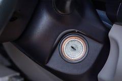 Key to start the vehicle Stock Photography