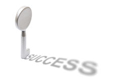 Key to success Royalty Free Stock Image