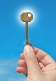 Key to success Stock Photos