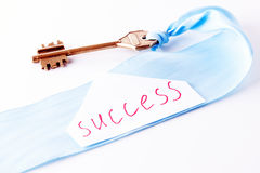 Key to Success Royalty Free Stock Photos