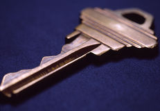 Key to Success. Image of a key Royalty Free Stock Images