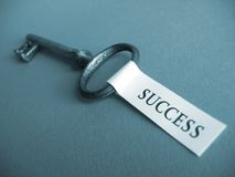 Key to success Stock Photos