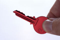 Key to sucess Royalty Free Stock Photo
