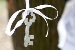 Key on wedding Stock Photo