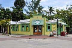 Key West石灰饼存储 免版税图库摄影