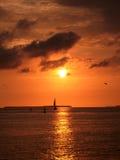 Key West Arkivfoton