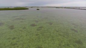 Key West aérien la Floride clips vidéos