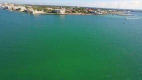 Key West aérien la Floride 4k clips vidéos