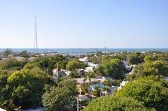 Key West aerial view, The Keys, Florida, USA Stock Image