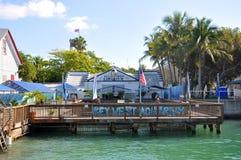 Key West Aquarium, Key West, Florida Royalty Free Stock Images