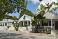 Key West architecture Royalty Free Stock Images