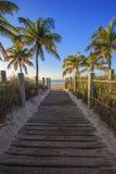 Key West Beach Stock Photography