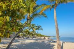 Key West beach holidays Stock Photos