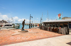 Key West Bight Marina Stock Photography
