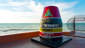 The Key West Buoy sign