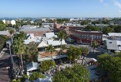 Key West céntrico fotos de archivo