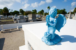 Key West cmentarz Obraz Stock
