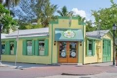 Key West de Kermit cimenta a loja Imagens de Stock Royalty Free