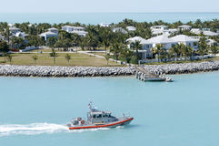 Key West-eiland royalty-vrije stock fotografie