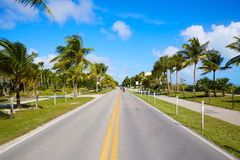 Key west florida beach Clearence S Higgs Stock Image