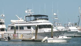 Key West Harbor stock video