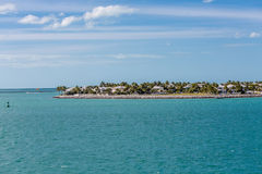 Key West Homes Stock Photography