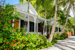 Key West homes Stock Images