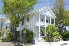 Key west house Stock Photo