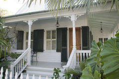 Key West House Royalty Free Stock Photo