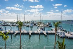 Key West i Florida Royaltyfria Foton