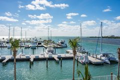 Key West i Florida Royaltyfria Bilder
