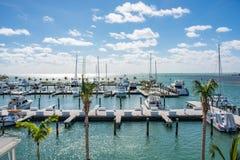 Key West i Florida Arkivfoton
